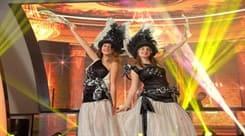 רקדניות ומייצגים לאירוע